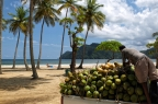 Maracas Bay, Trinidad — Joy and Despair