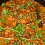 Chicken Curry with Sweet Potato