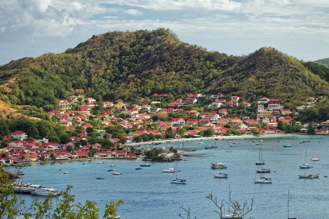 Terre-de-Haut, Illes Des Saintes, Guadeloupe