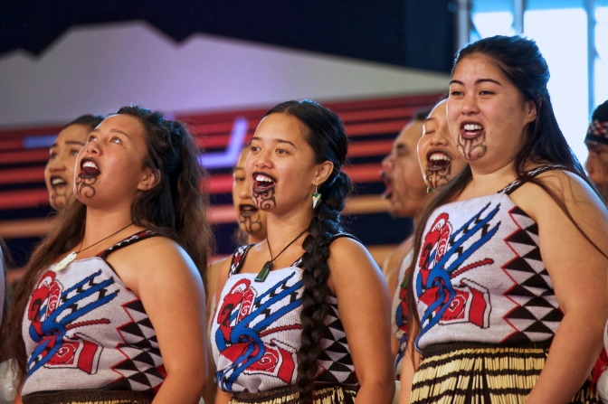 Kapa Haka Group