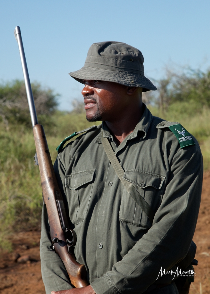 Dingaan, Zuluranger, Kruger National Park