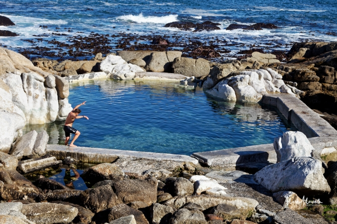 Rock pool, Sea Point