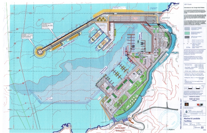 Toco Port from CEC application