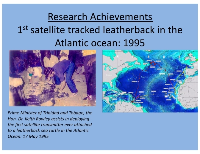 2020 Leatherback Population Assessment NWA Stock slides H:R